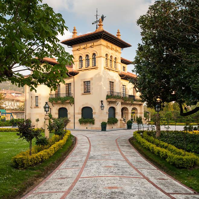 Villa guadalupe asturiaspordescubrir - Casas con encanto asturias ...