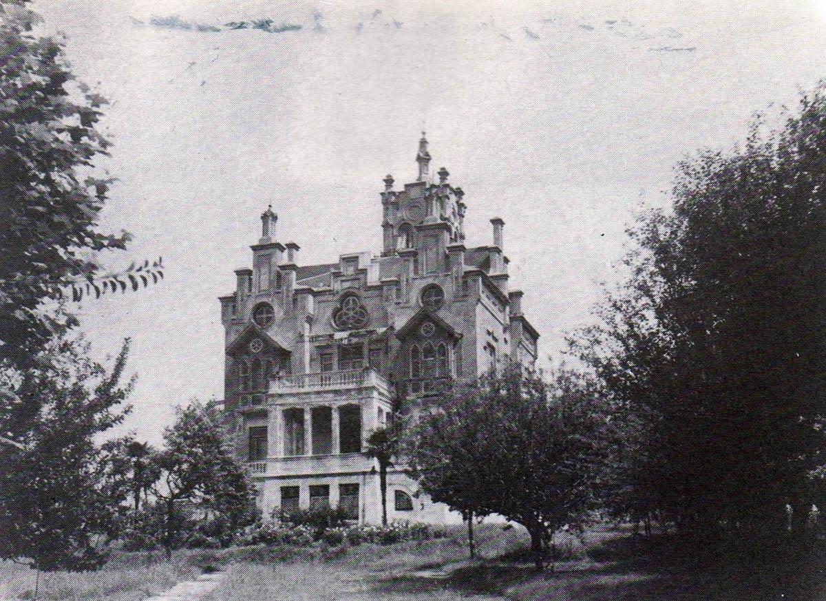 Palacio de la Guu00EDa