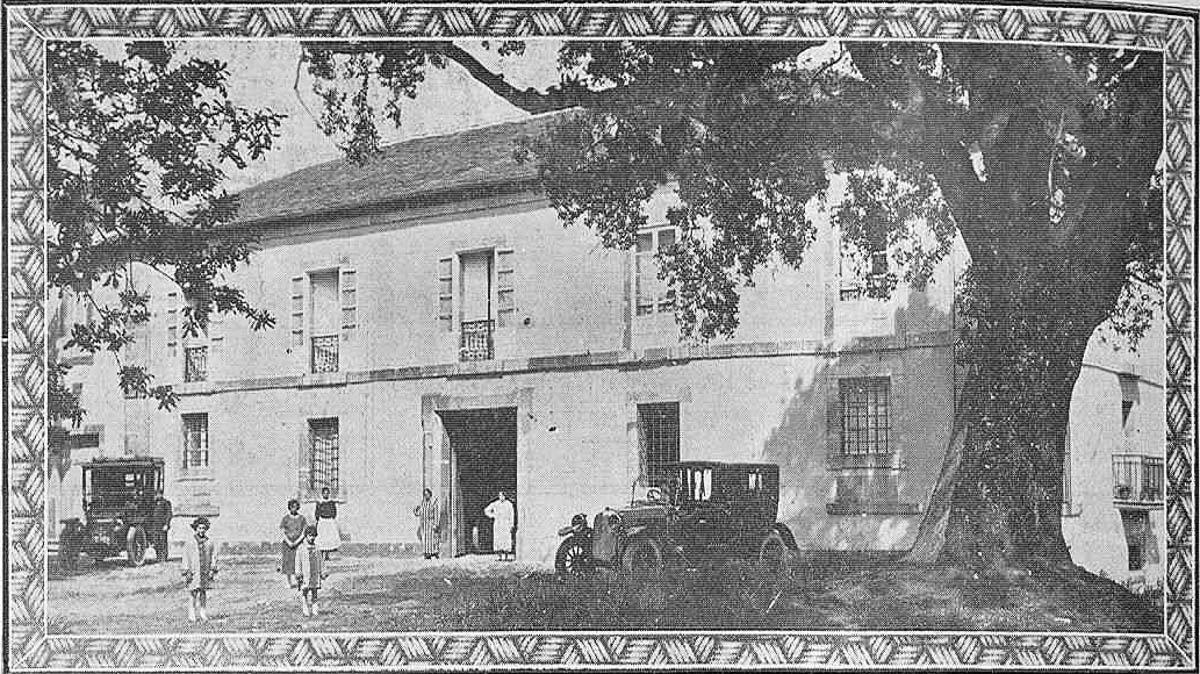 Palacio Magdalena Soto el Barco Fernandez Castro