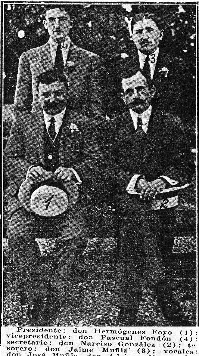 1916 Hermogenes Foyo