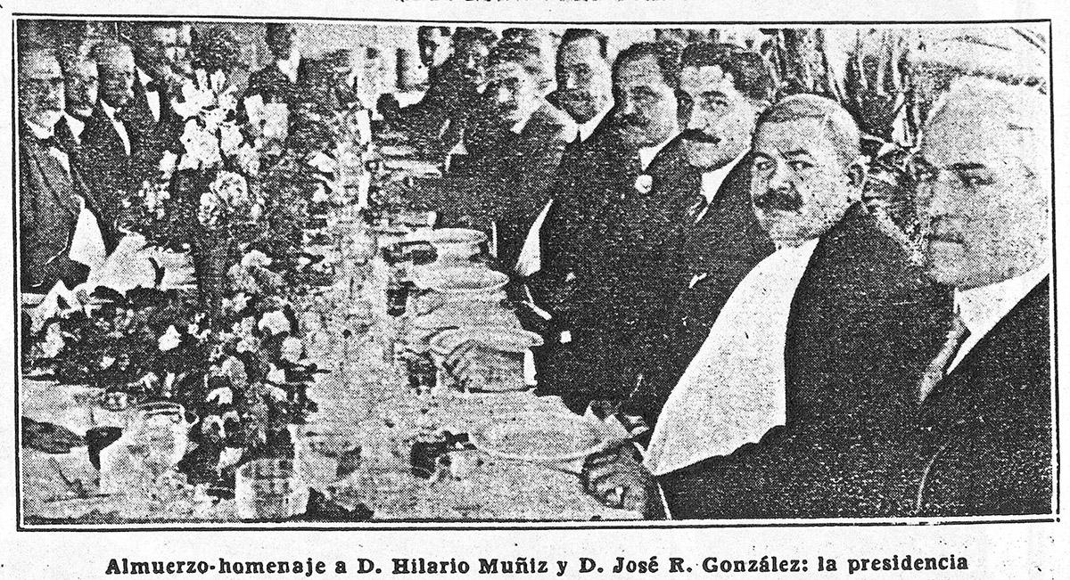 1917 Hilario