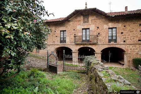 PALACIO DE VALLETO