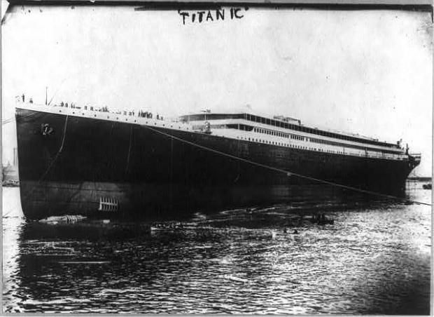 UN INDIANO EN EL TITANIC