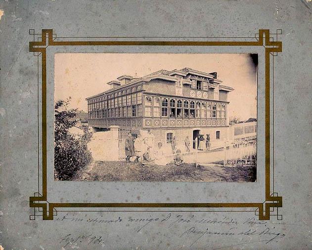 EL NOCEO, 1904