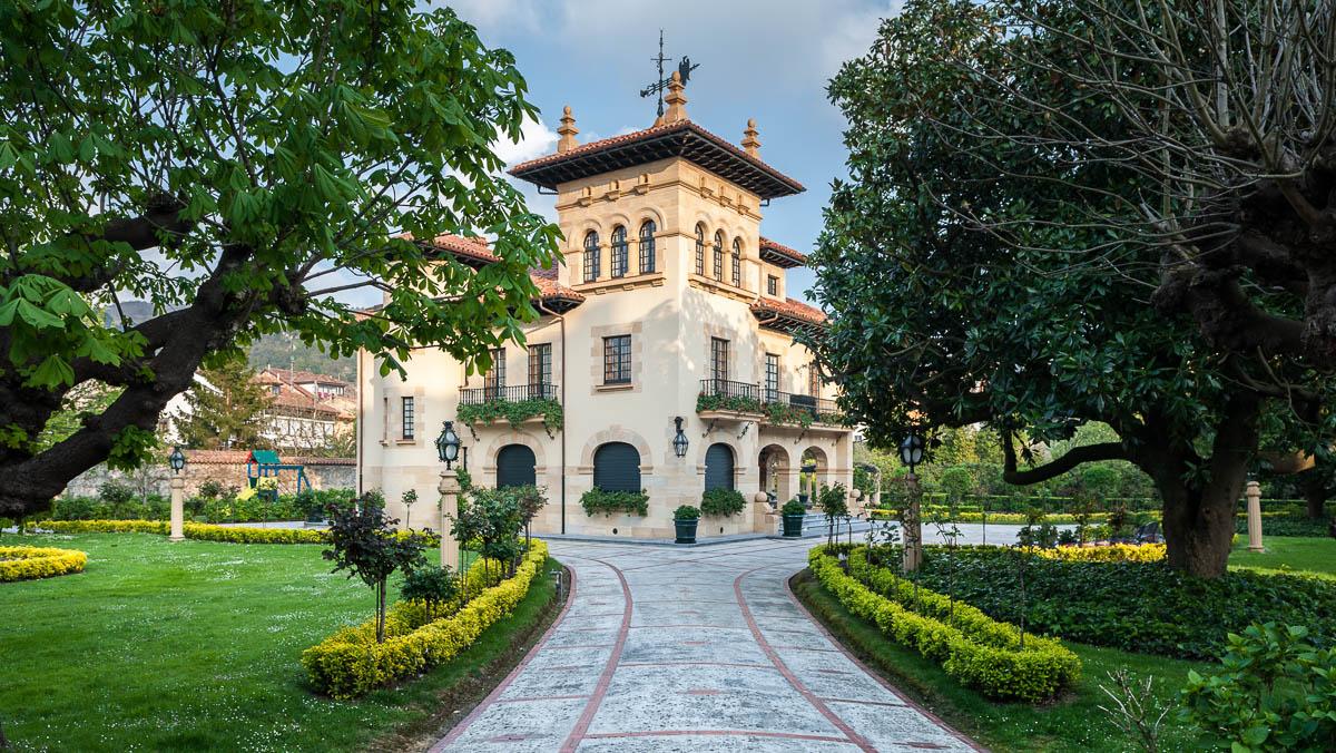 Villa El Encanto, Villaviciosa