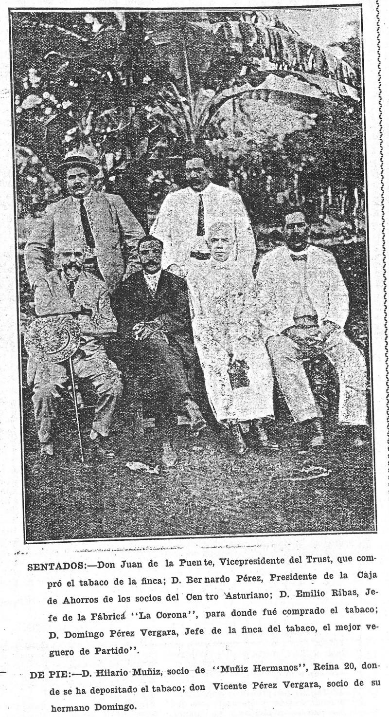 1916 Hilario