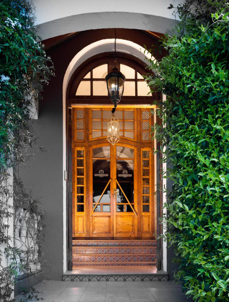 Casa de indianos Villa Luisa,Navia, Asturias