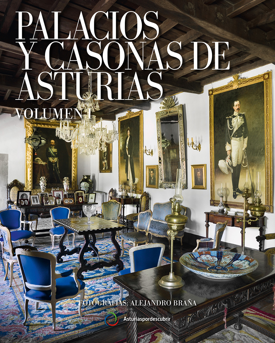 Palacios y Casonas de Asturias