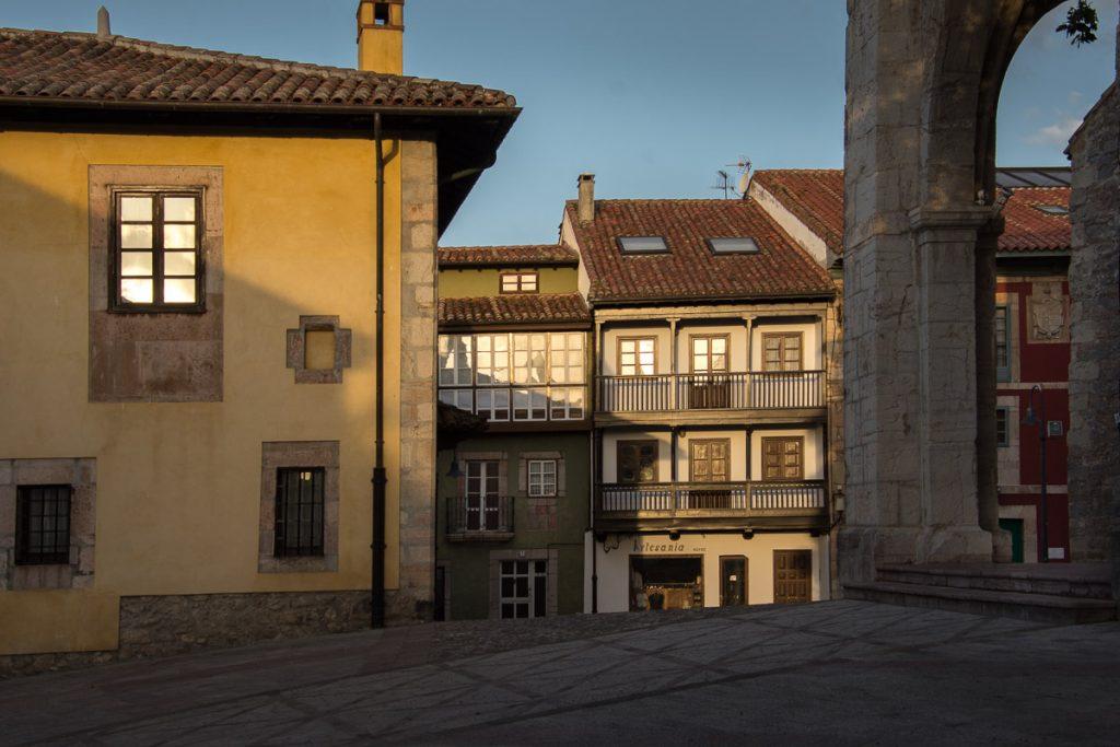 Casas del Casco Histórico de Llanes, Asturias