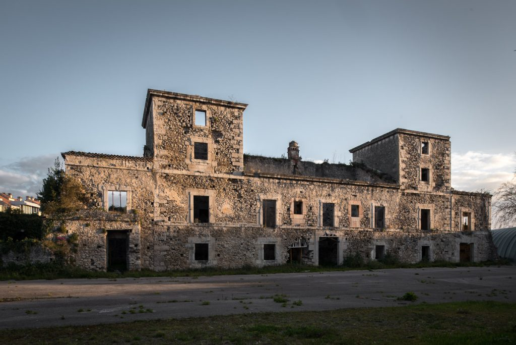 Palacio de los Duques de Estrada en Llanes