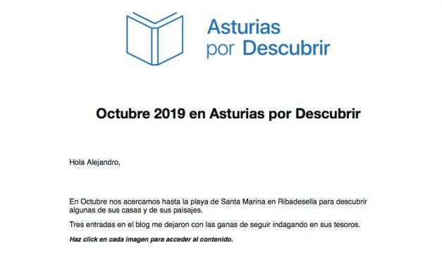BOLETÍN ASTURIAS POR DESCUBRIR