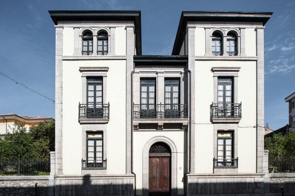 Casa de los Martínez en Grado
