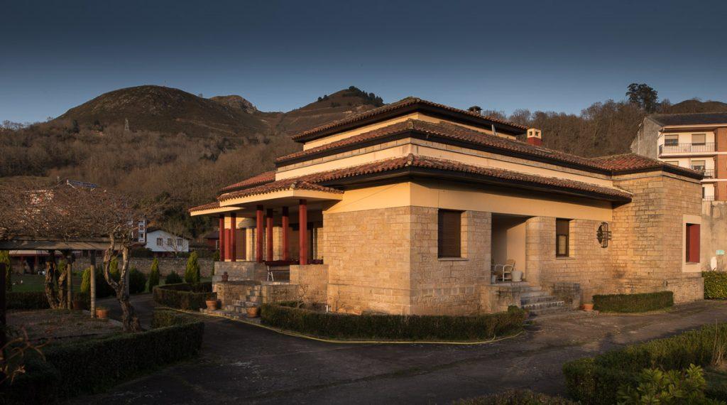 Casa de indianos para Ramón González en Cangas de Onís