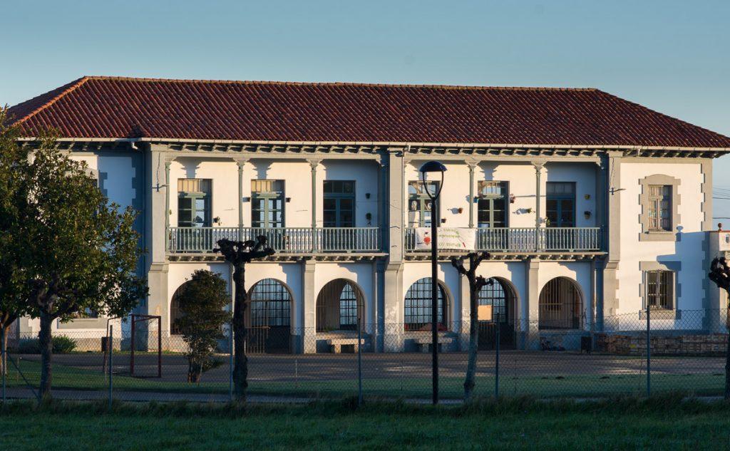 Escuela de Somao, concejo de Pravia