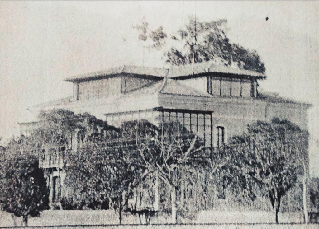 Casa del indiano Manuel Romano en Poo de LLanes, Asturias