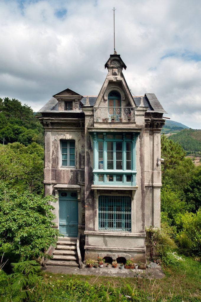 Chalé en Doiras, concejo de Boal, Asturias