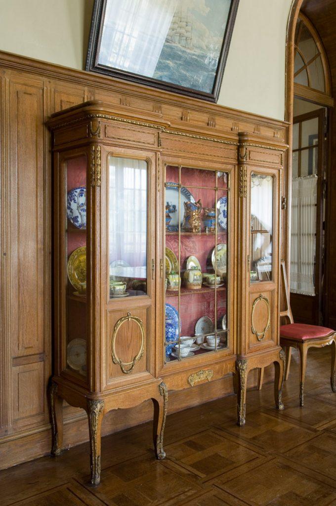 Mueble del comedor la Quinta San Jorge o Palacio Jardón