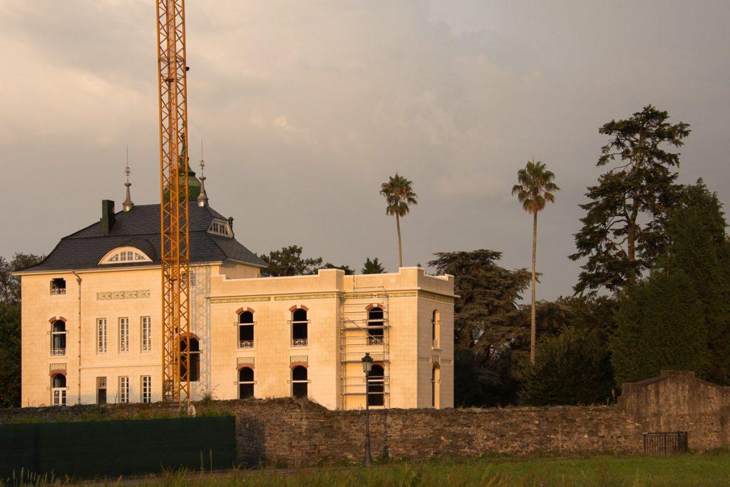 Villa Excélsior forma parte del balance del patrimonio indiano 2020