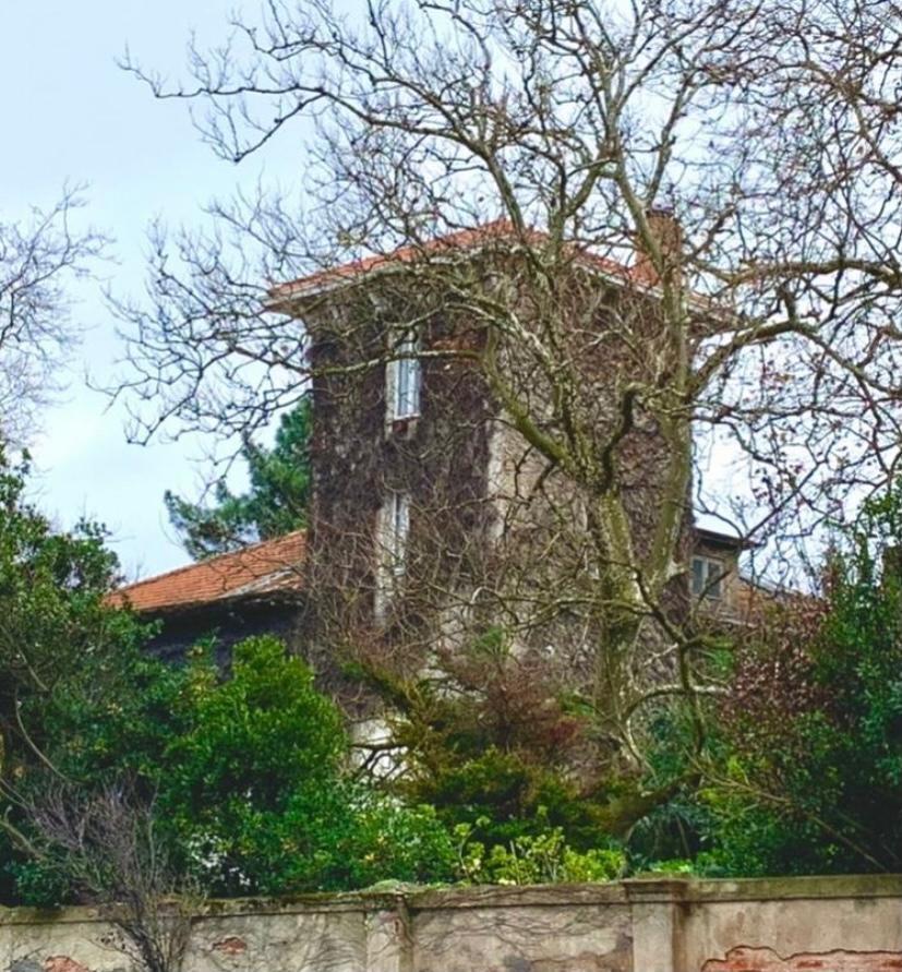 Villa La Cubana, antigua casa del indiano Manuel Cué en Santander