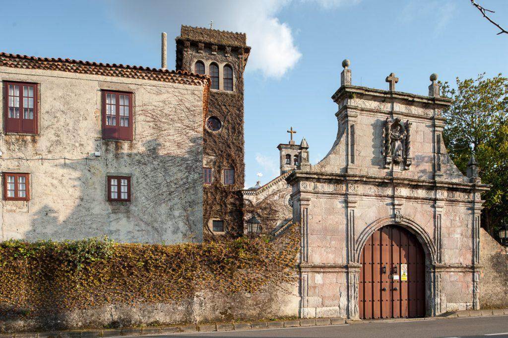 La Torre de Villademar en Cudillero.