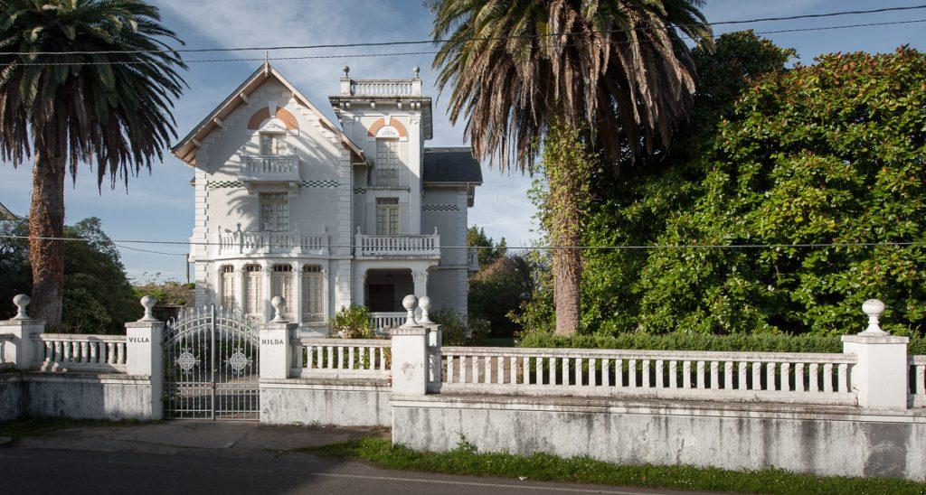 Casa de indianos en venta Villa Hilda, Cadavedo.