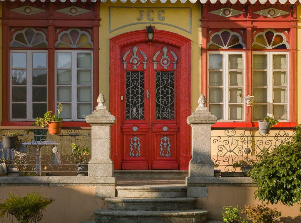 Interiores de la Casas de Indianos en Venta Villa Rosita