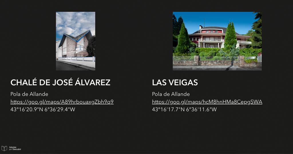 Muestra del interior del libro formato ebook Ubicaciones de las casas de indianos en Asturias