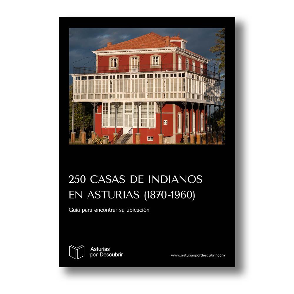 Portada ebook Ubicaciones de las casas de indianos en Asturias
